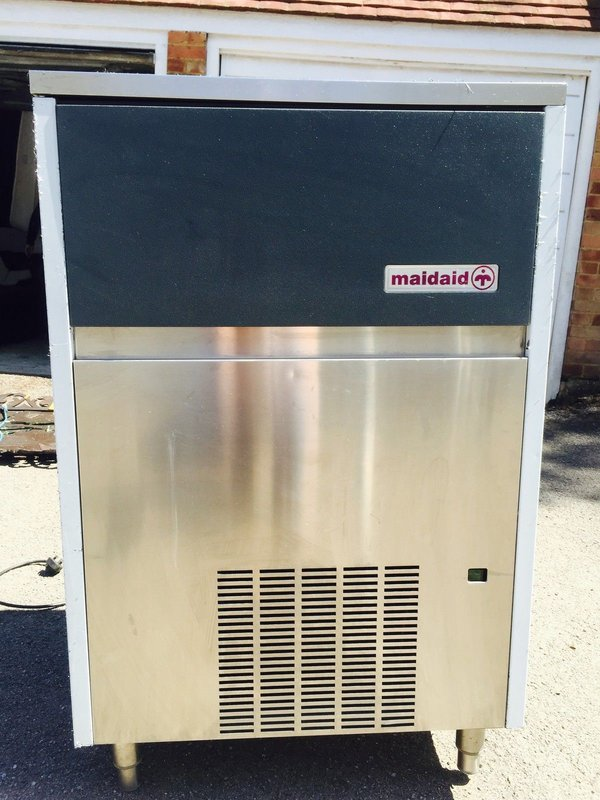 Buy Used Maidaid M90-55 Icemachine