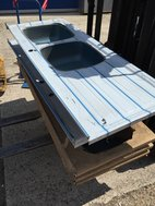 sinks 150cm wide with double bowl