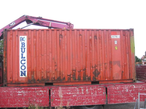 20ft shipping container for sale Lancashire