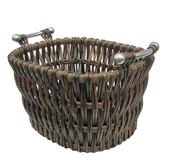 Bampton Willow Log Basket