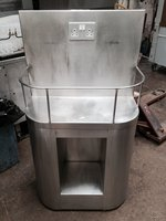 Stainless Steel Table for Soup Warmers
