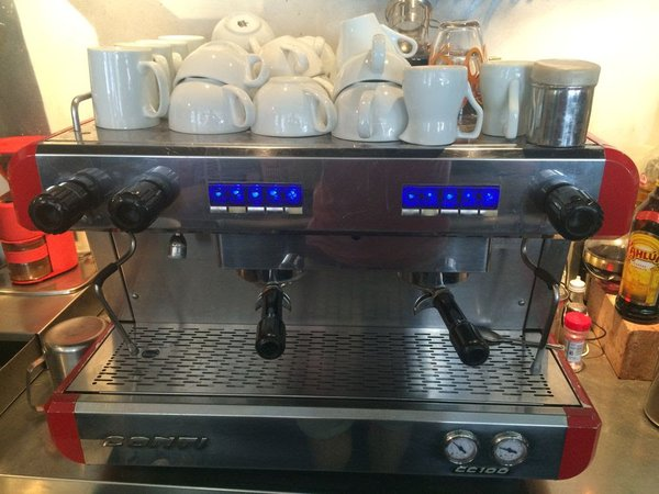 Conti CC100 2 GROUP Coffee Machine