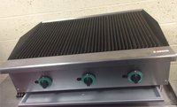 3 Burner Chargrill/Charbroiler