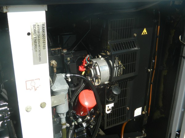 2007 40kva SDMO John deer Diesel Generator for sale