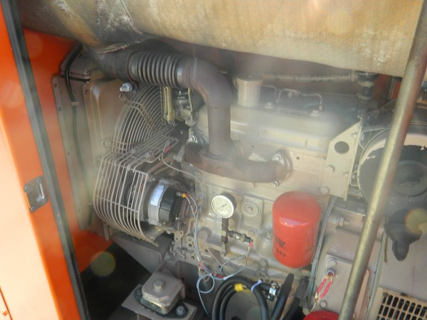 2003 40kva Iveco Diesel Generator -Preston, Lancashire 4