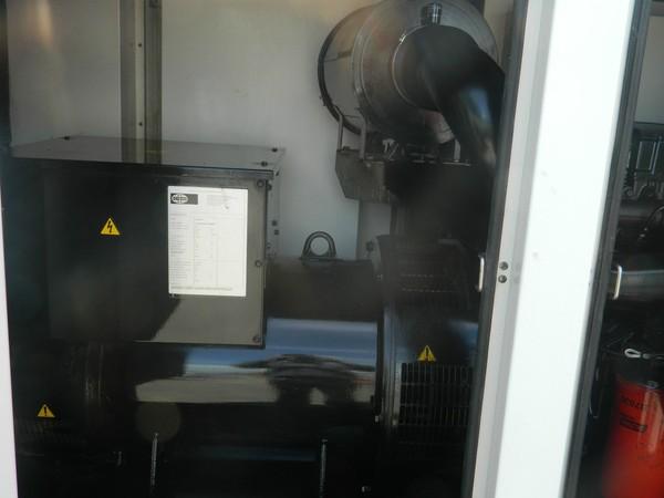Used 2008 250kva Perkins Diesel Generator For Sale