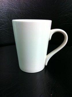 Dudson Mug 10z Cone Shape Seconds