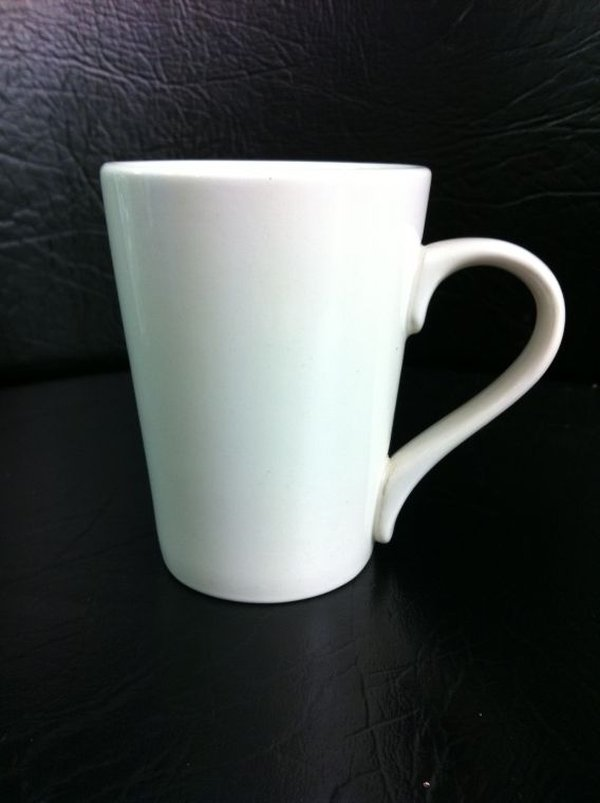 Dudson Mug 10z Cone Shape Seconds
