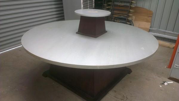 Reception Shop Table