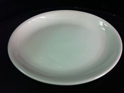 "Dudson Oval 8"" or 21cm Plate Plaza Body 400Q"
