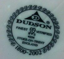Dudson Oval Crockery