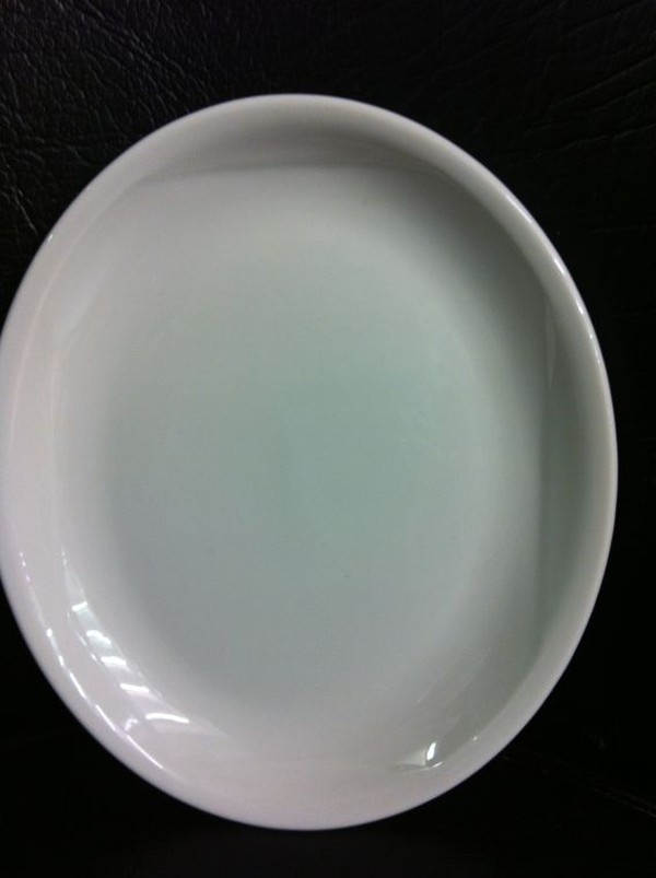 Dudson Oval Plate Plaza Body 400Q