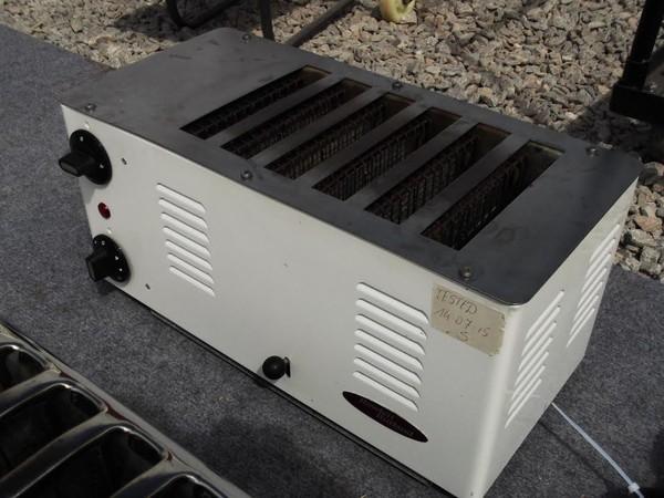 Rowlett Rutland 6 Slice Toaster