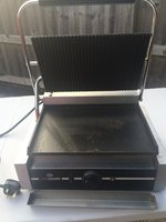 Chefmaster  Panini Contact grill