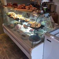 Igloo slimline serve over deli counter