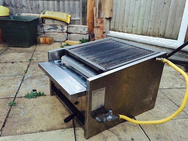 Archway 2 Burner Stainless Steel Grill
