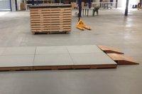Chequer Plate Cassette Plinth / Flooring