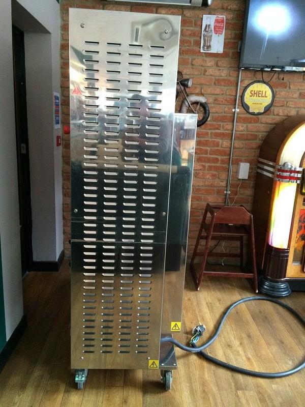 Stainless steel Rotisserie