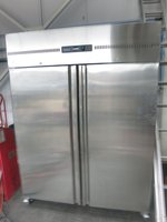 Commercial LEC Gastronorm freezer GUGN 1400 ST