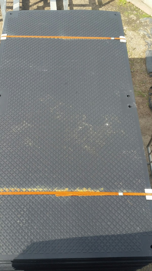 Selling Plastic Ground Protection Mats