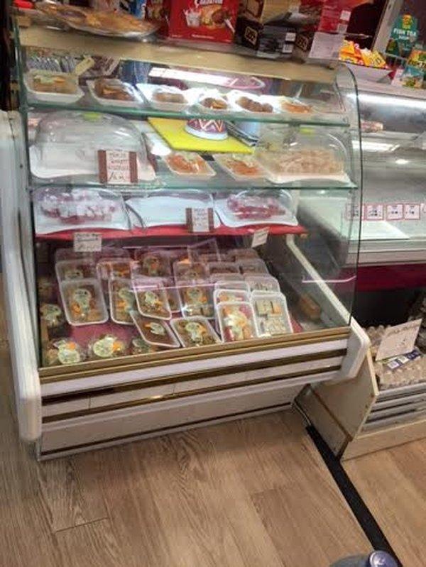 Patisserie fridge for sale Berkshire