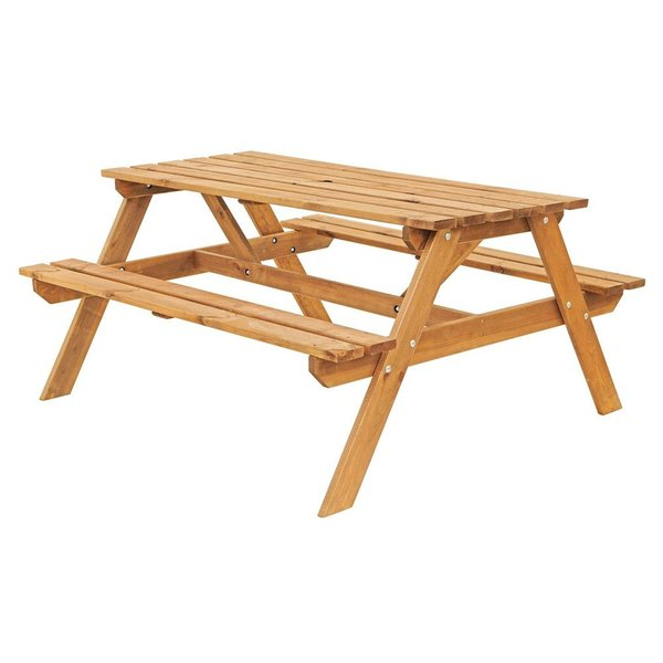 5 Picnic Benches