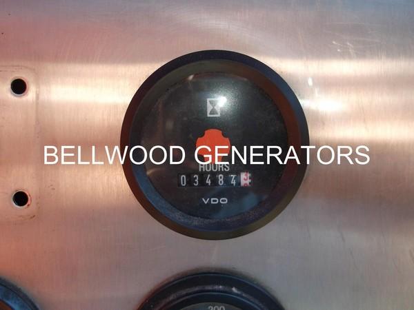 Aggreko super silent diesel generator for sale