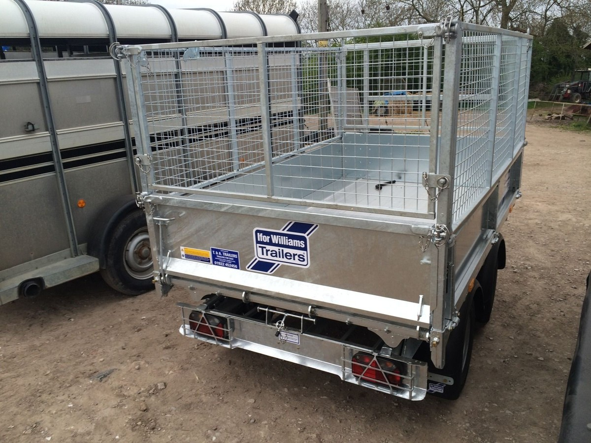 Auto Trailer For Sale Uk: Ifor Williams Trailers