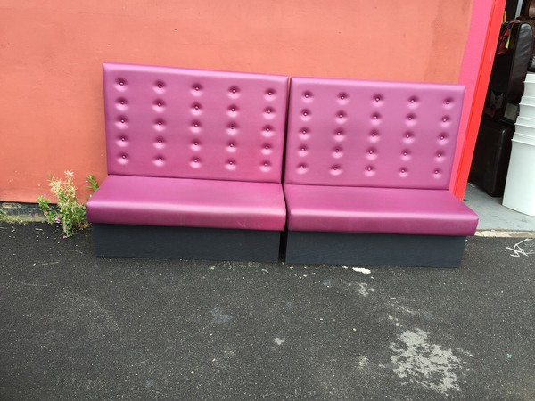 Booth Seating for sale