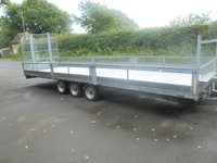 7m tri Axle trailer for sale