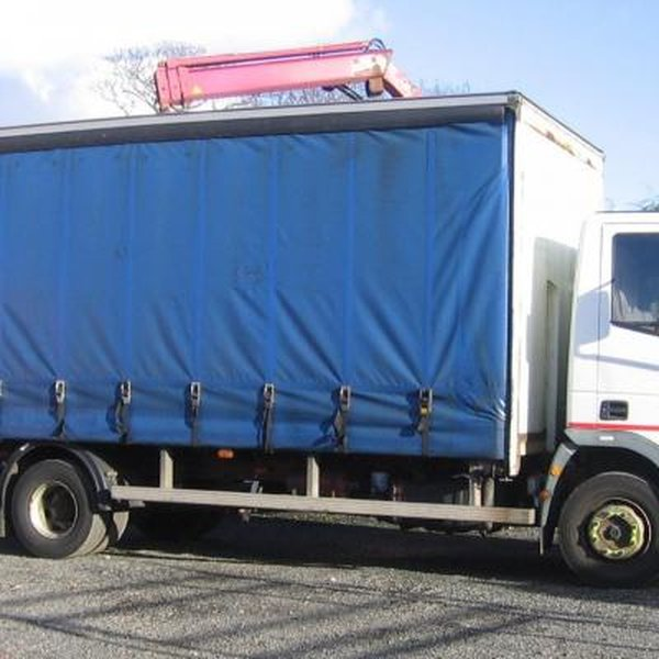 IVECO 120E18 12TON 20FT CURTAIN SIDER