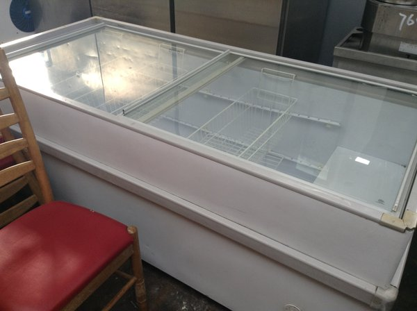 Display Chest Freezer