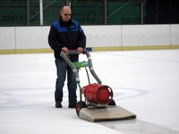 Grisu 1000  Ice Rink Resurfacer