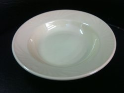 Dudson Lyric Soup Plate / Bowl