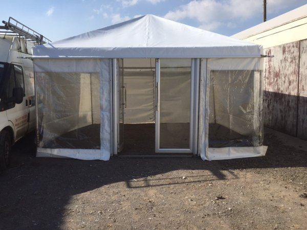 4.5m X 4.5m marquee