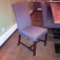40 chairs fully upholstered