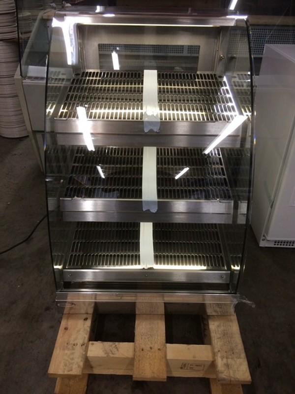 Counter Top Hot Serving Unit Display