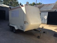 Tow-A-Van box trailer for sale