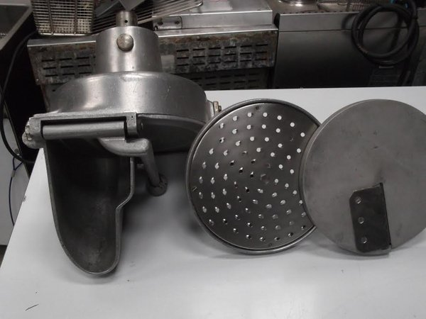 Food processor attachments