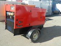 Towable Silent Diesel Generator