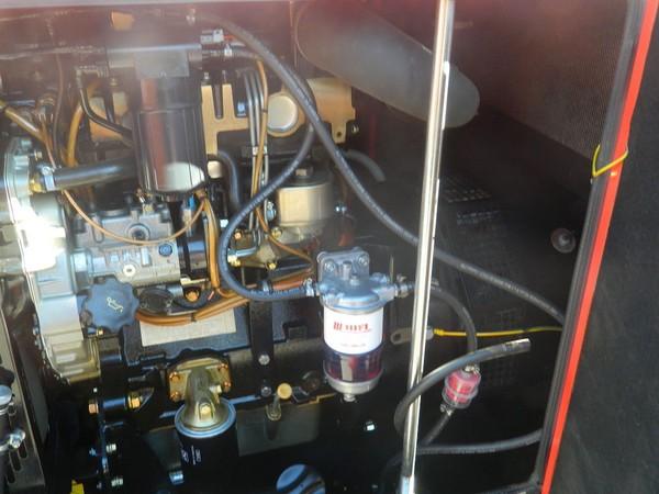 30kva Towable Silent Diesel Generator
