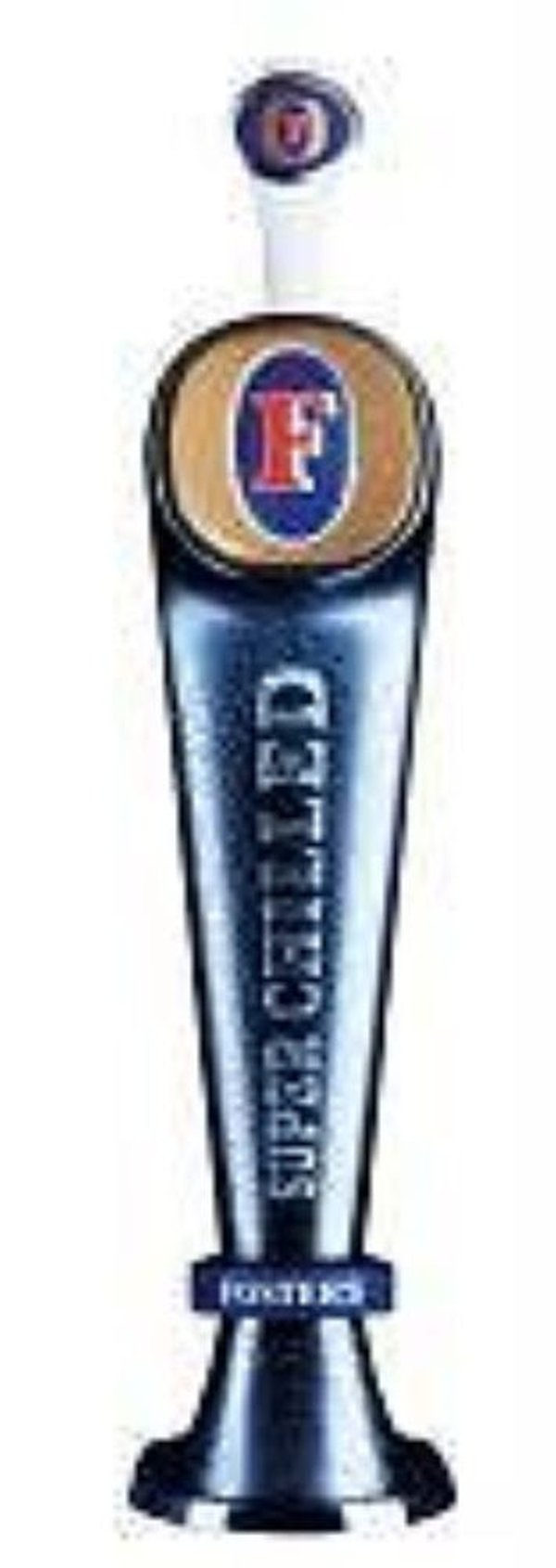 Fosters beer tap