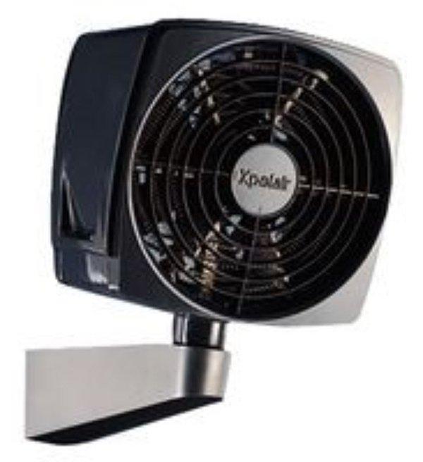 expelair fan heater