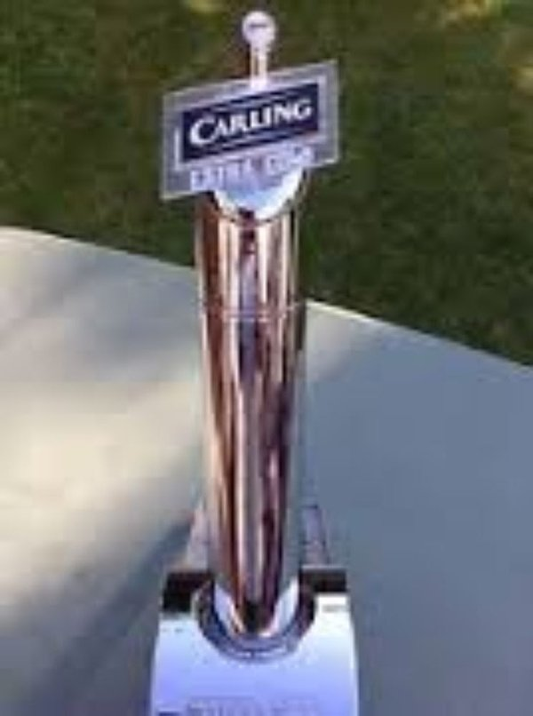 Carling Beer Pump
