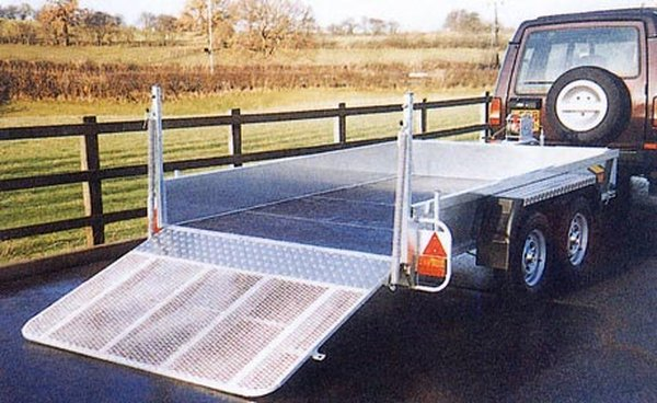 Bateson 1264 drop down ramp