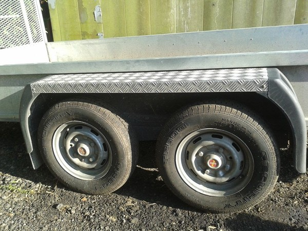 Bateson Plant trailer for sale