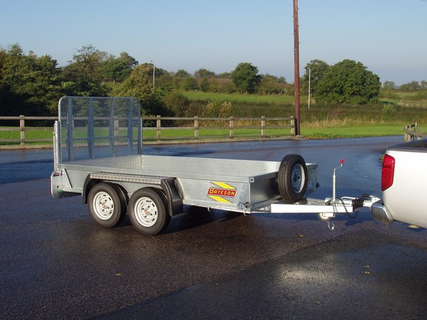 Used Plant trailers for sale
