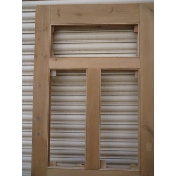 Victorian Edwardian 5 Panel Unglazed Door for sale