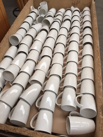 500x Dudson Seconds Mugs