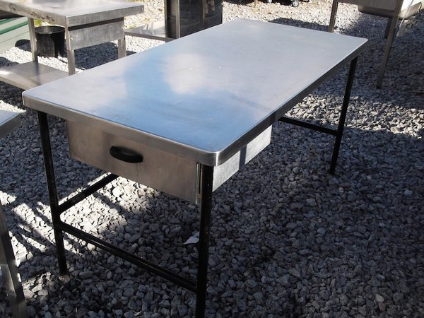 Stainless Steel  Table  (3322)